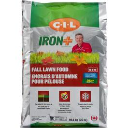 10.5kg 12-0-18 Fall Fertilizer thumb