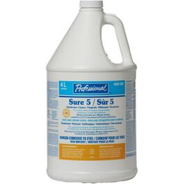 4L Cleaner and Disinfectant All Purpose Cleaner thumb