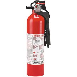 1A/10BC Non-Refillable Fire Extinguisher thumb