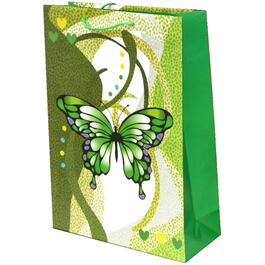 Jumbo Butterfly Design Gift Bag, Assorted Designs thumb