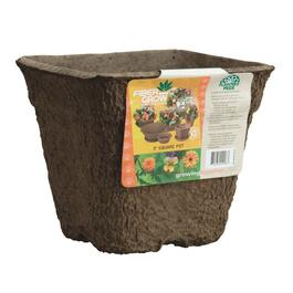 "9"" Square Fibre Planter thumb"