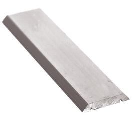 6' Polished Silver Seambinder Edging thumb