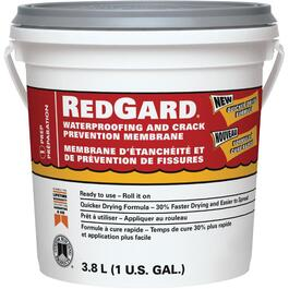 3.8L Redgard Waterproofing and Crack Prevention Membrane thumb