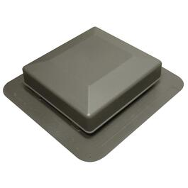 75 Square Inch Brown Roof Vent thumb