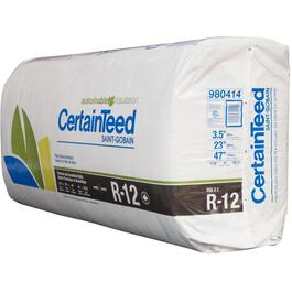 "R12 x 23"" Fiberglass Insulation, covers 135.13 sq. ft. thumb"