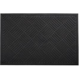 "24"" x 36"" Tread Solid Recycled Rubber Door Mat thumb"