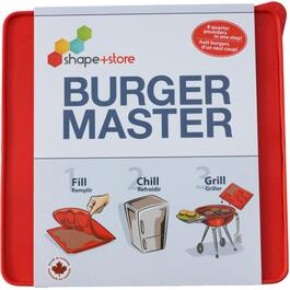 8's Burger Master Hamburger Mold thumb