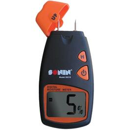 9 Volt Digital Moisture Test Meter thumb