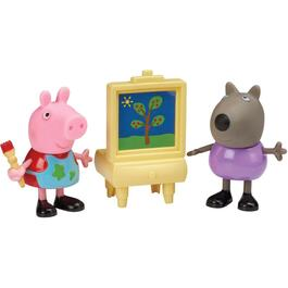 "2 Pack 3"" Peppa Pig Figures, Assorted Characters thumb"