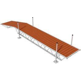 4' x 16' Landing Dock Package thumb