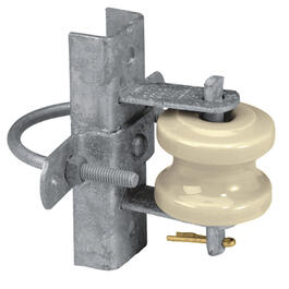200 Amp Heavy Duty Spool Rack U-Bolt Clamp thumb
