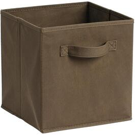 Brown Fabric Storage Drawer thumb