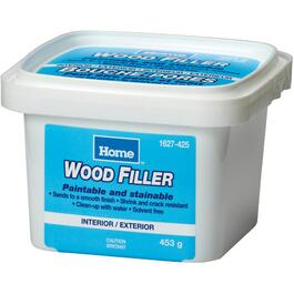 453g Interior Exterior Wood Filler thumb