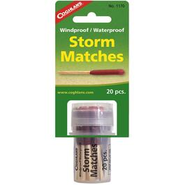 20 Piece Waterproof and Windproof Matches thumb
