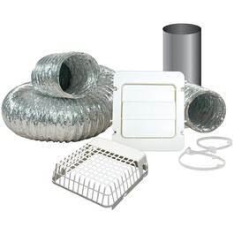 "4"" x 8' Dryer Vent Kit thumb"
