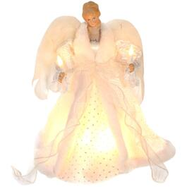 "12"" 10 Light Angel Tree Topper, Assorted Angels thumb"