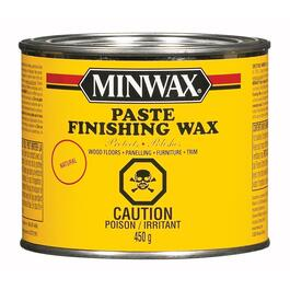 450g Natural Paste Finishing Wax thumb