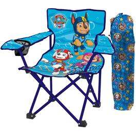 Kids Paw Patrol Camping Chair, in Blue thumb