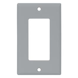 Grey 1 Device Switch Plate thumb