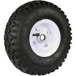 "10"" 4 Ply Rubber Wheel, for Hand Truck thumb"