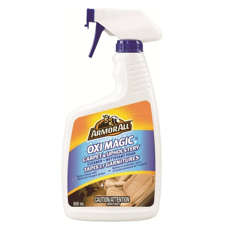ARMORALL 650mL Oxi Magic Carpet and Upholstery Cleaner