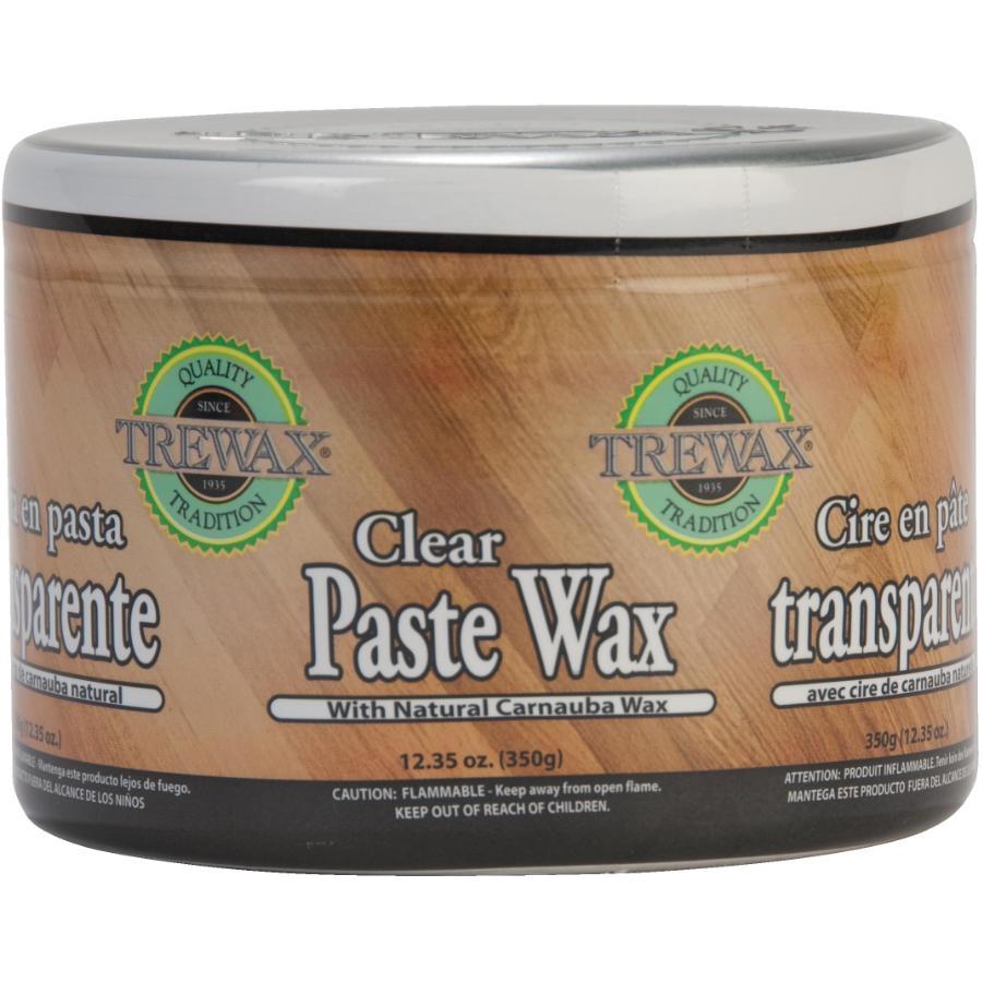 12 35oz Clear Paste Floor Wax Ebay