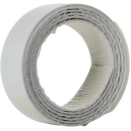 "1-1/4"" x 5'6"" White Tub and Floor Sealant Tape thumb"