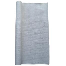 "20"" x 5' Non Slip White Shelf Liner thumb"