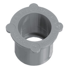 "1-1/4"" x 1"" Reducing PVC Electrical Bushing thumb"