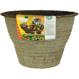 "14"" Fibre Hanging Planter thumb"
