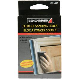 "2-3/4"" x 4"" Medium and Coarse Sanding Block thumb"