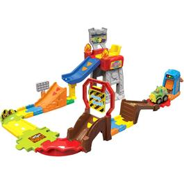 French Version Go Go Smart Wheels Monster Truck Rally Playset thumb