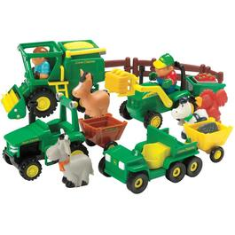 Fun On The John Deere Farm Playset thumb
