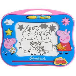 Peppa Pig Magnetic Board Travel Drawing Set thumb