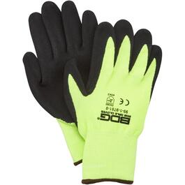 Large High Visibility Level 5 Cut Resistant High Performance Polyethylene Gloves thumb