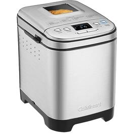 2lbs Compact Vertical Breadmaker, with LCD Display thumb