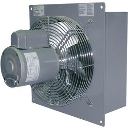 "10"" 2 Speed Barn Fan, with Shutter thumb"