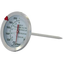 Large Dial Meat Thermometer thumb
