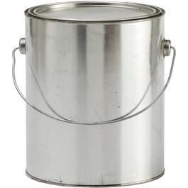 4L Empty Paint Can with Lid and Handle thumb