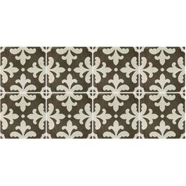 "15.76 sq. ft. 12"" x 24"" Cotto Tuscana Florentino Deco Porcelain Tile Flooring thumb"