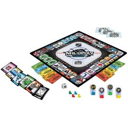 NHL-Opoly Jr. Board Game thumb