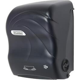 Mechanical Hands Free Paper Towel Dispenser thumb