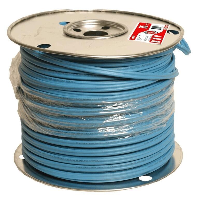 75M Blue 14/2 NMD-90 Copper Wire - Home Hardware