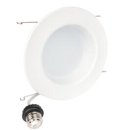 "5""-6"" 10 Watt LED Retro Fit Recessed Dimmable Daylight Light Fixture thumb"