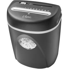 10 Sheet Cross Cut Paper Shredder thumb