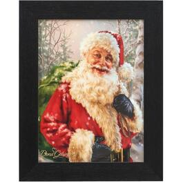 "20"" x 16"" Framed Christmas Wall Art, Assorted Designs thumb"
