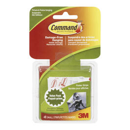 48 Pack Command Small Poster Adhesive Strips thumb