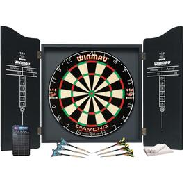 Professional Dart Set, with Cabinet thumb