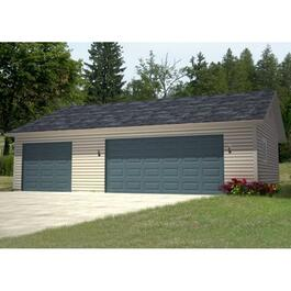 Drywall Option Package, for 36' x 28' Garage thumb