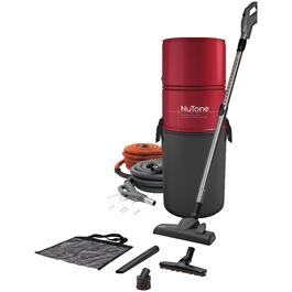 Nutone Central Vac System with Complete Home Care Solution Kit thumb